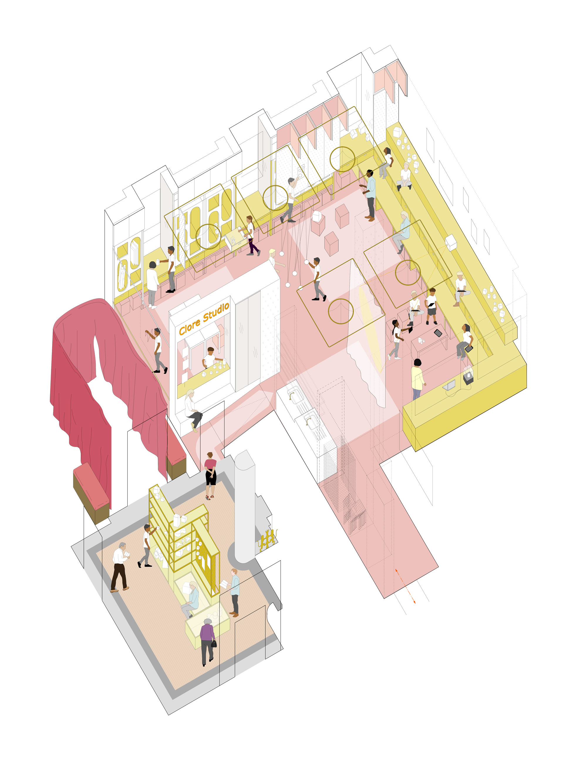 RIBA Clore Learning Centre - Hayhurst and Co